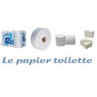 Le papier d'essuyage